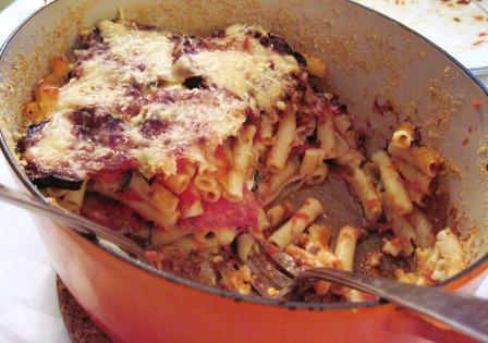 Mezzani pasta recipes
