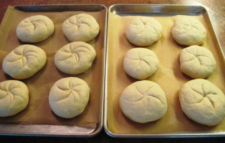 stamped dough 2