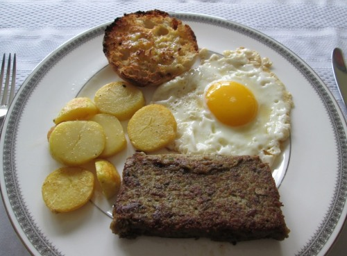 Bucks County Scrapple | Another Year in Recipes