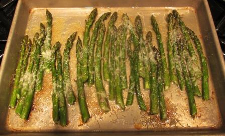 Llidias asparagus