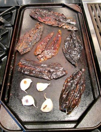 roasting-chiles